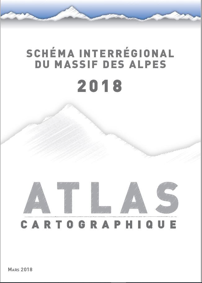 Schéma interregional du Massif des Alpes