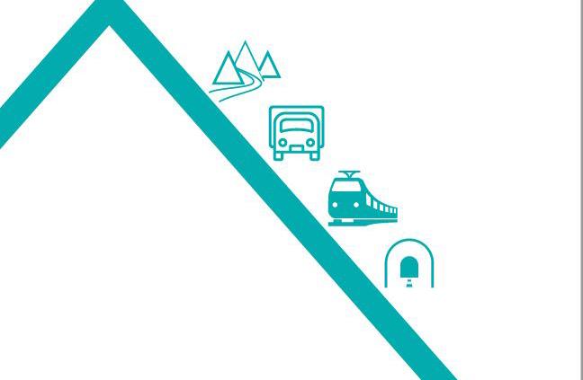 La note « transport de marchandises à travers les Alpes » vient de sortir