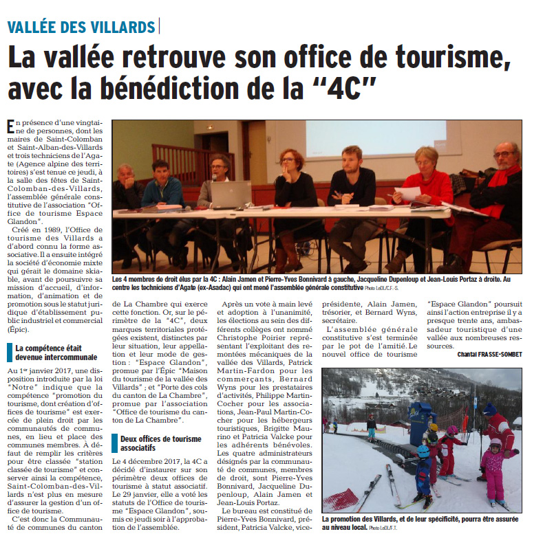 Gouvernance touristique