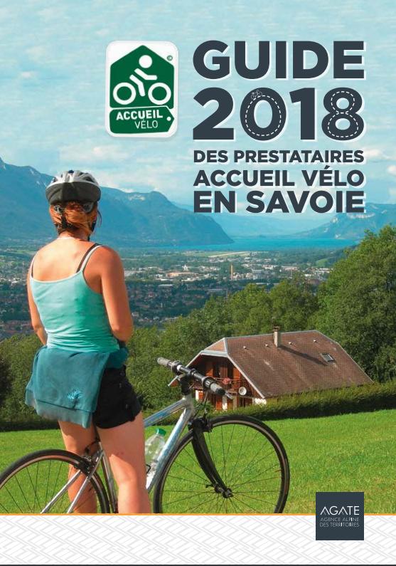 Guide 2018 des prestataires Accueil Vélo en Savoie