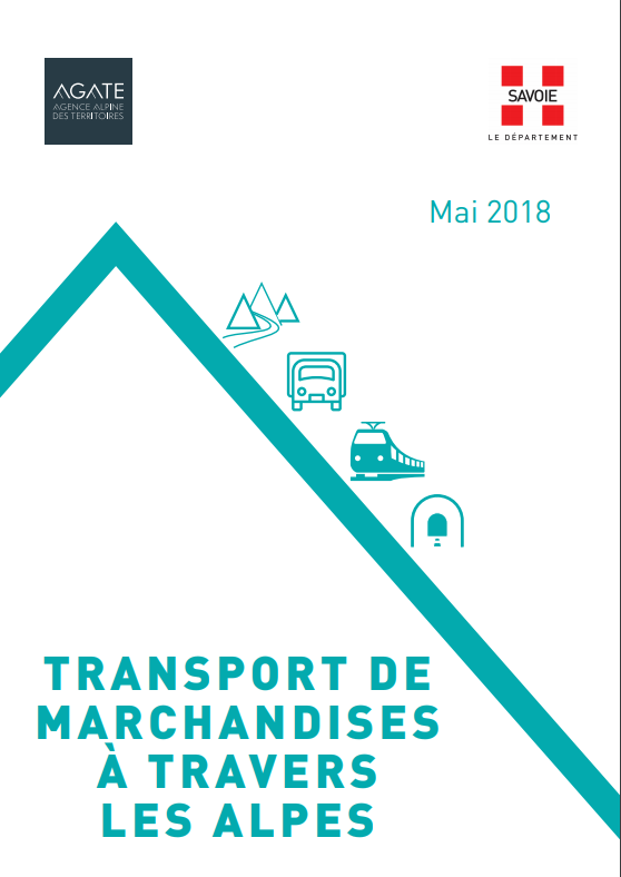 Observatoire : Transport de marchandises à travers les Alpes