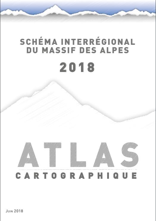 Atlas cartographique du massif des alpes (juin 2018)