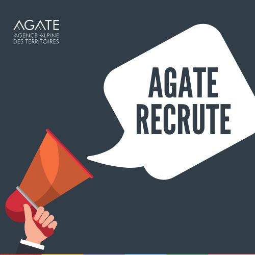 Agate recrute