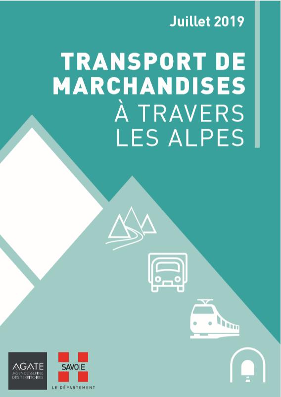 Observatoire du Transport de marchandises à travers les Alpes – juillet 2019