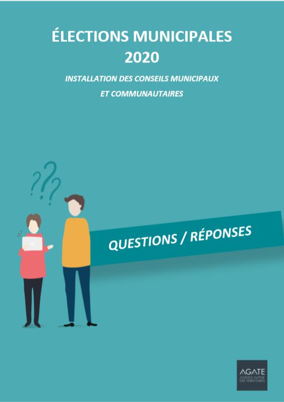 Questions – réponses / réunion du 18 février 2020 sur l'installation du conseil municipal