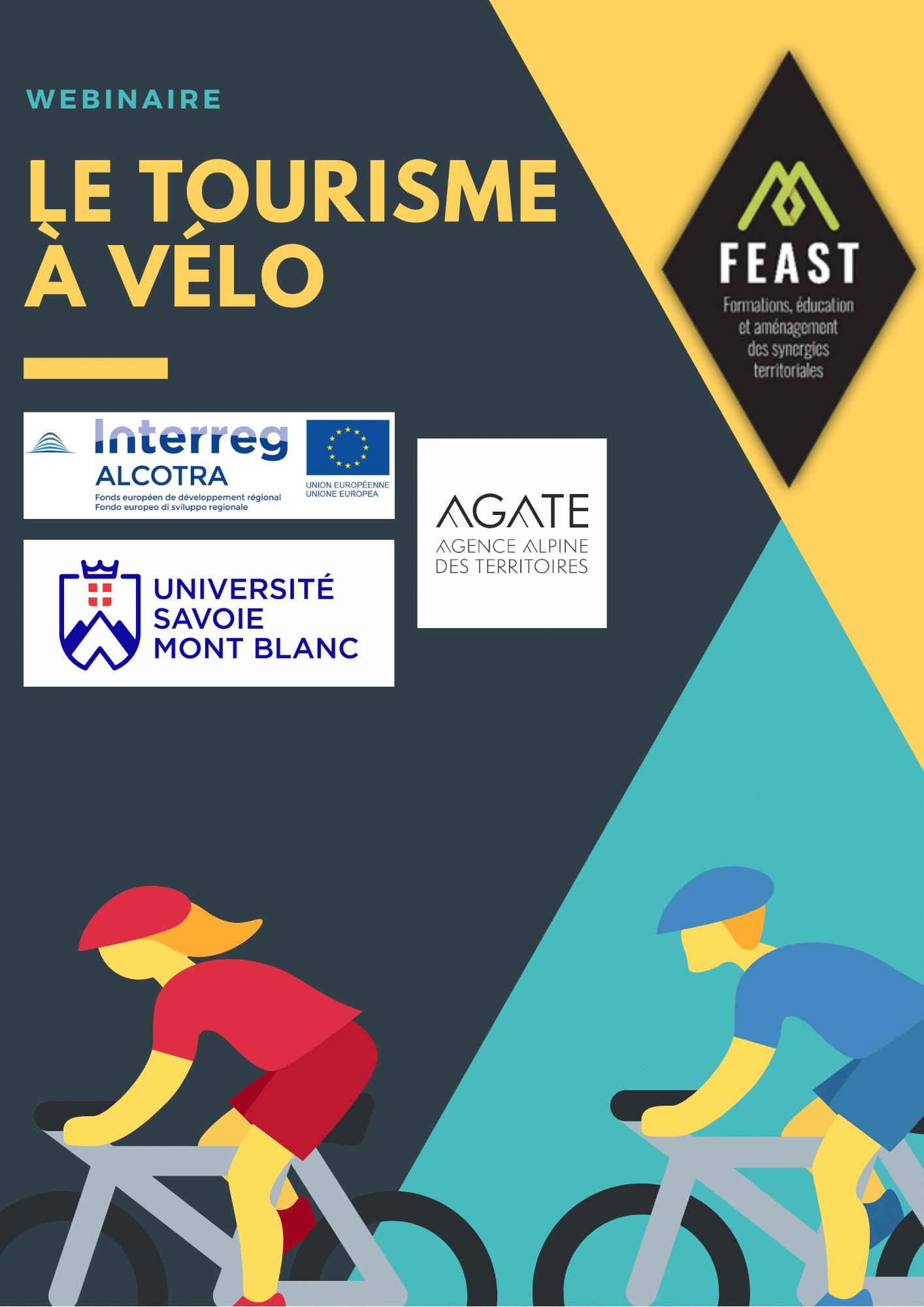 Les clientèles du cyclotourisme en Savoie – support du webinaire «Le Tourisme à vélo»