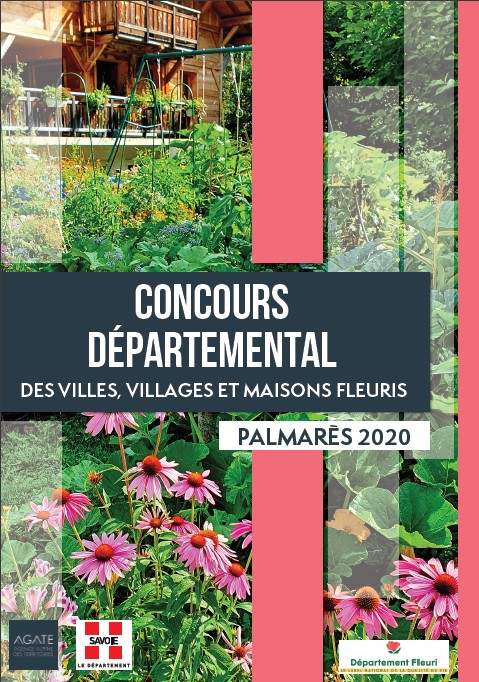 Palmarès des villes, villages et maisons fleuris 2020