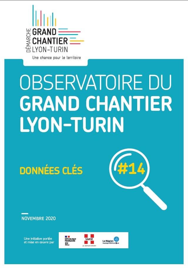 Observatoire du Grand Chantier Lyon-Turin #14