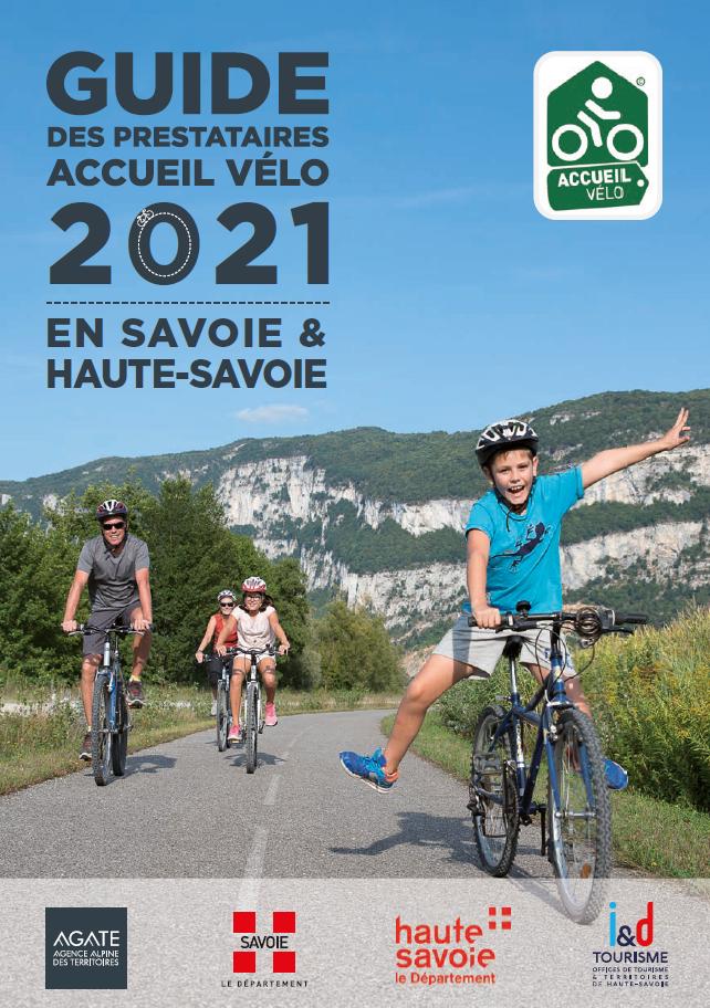 Guide des Prestataires Accueil Vélo Savoie Mont-Blanc 2021